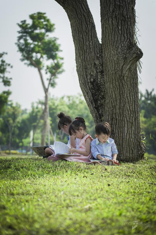 兒童攝影,全家福,姐妹,衛武營,兒童寫真