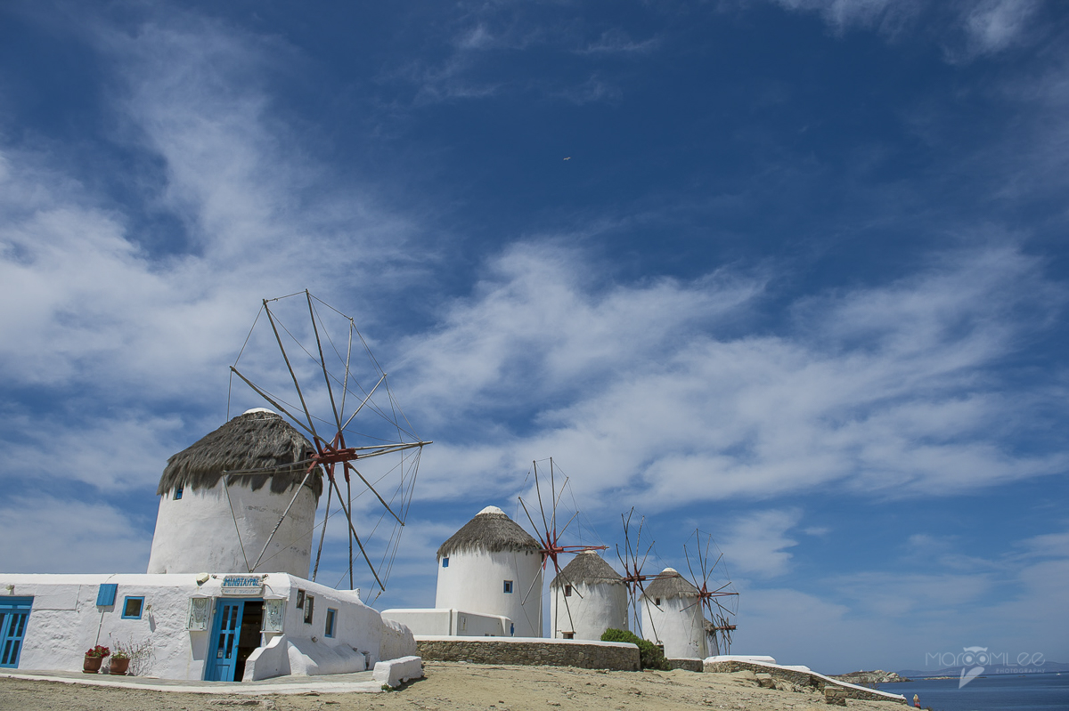 [旅行風景] 世界角落攝影 @ 希臘 米克諾斯 Mykonos