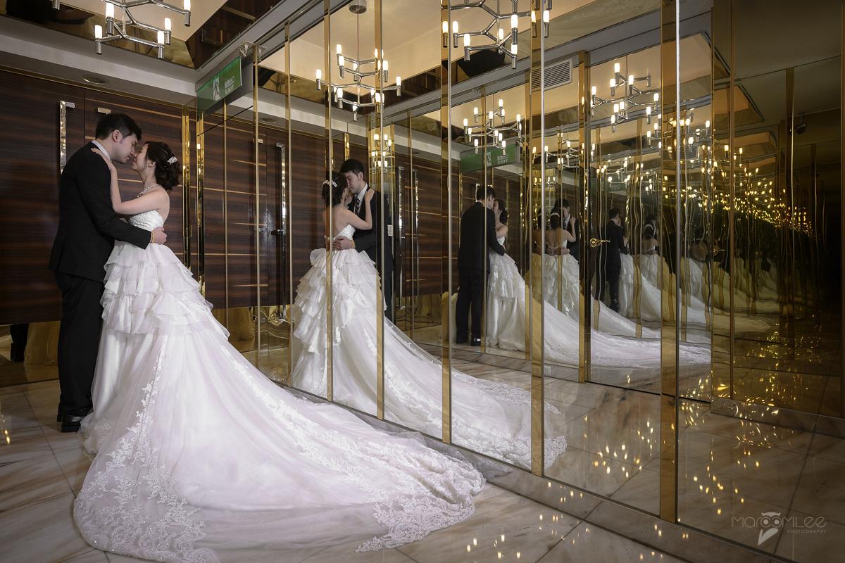 [台北婚攝] 凱翔 & 可薇 婚禮記錄 @ 台北板橋 吉利餐廳