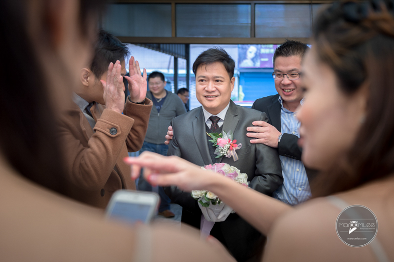 紀梵希,紀實,大八大飯店,婚禮,迎娶