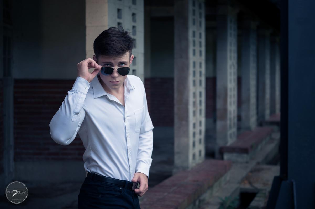 [個人寫真] Yurii Yasinitskyi 烏克蘭男模 @ 高雄橋頭糖廠