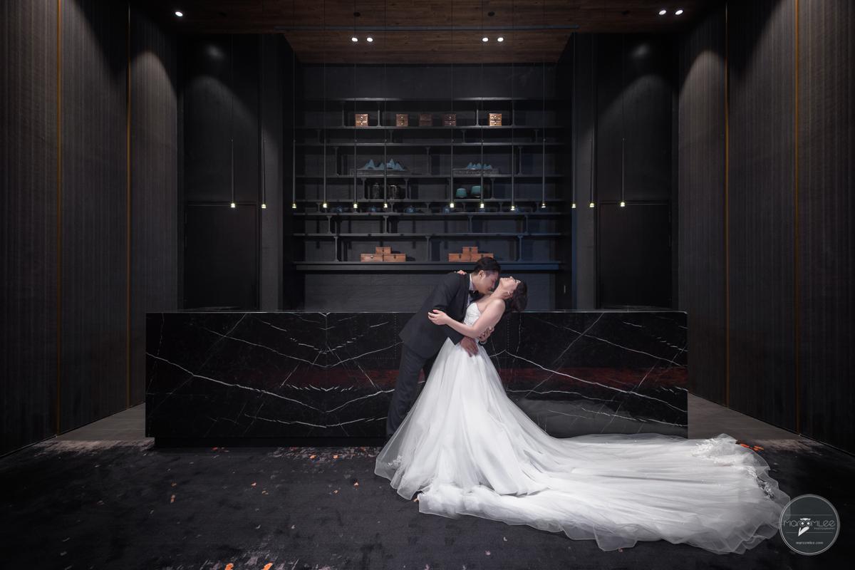 [自助婚紗] 英俊 & 信惠 @ 高雄台鋁 晶綺盛宴