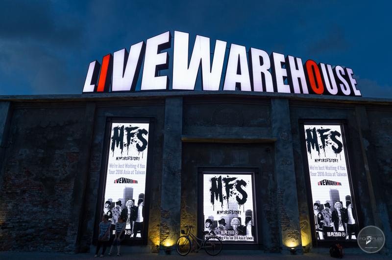 南面兒歌, 董事長樂團, 駁二, 原創音樂演唱會, live warehouse