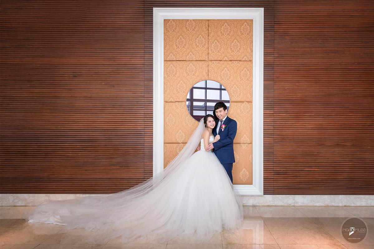 [高雄婚攝] 忠驊 & 珮綺 婚禮記錄 @ 漢來大飯店 國際宴會廳