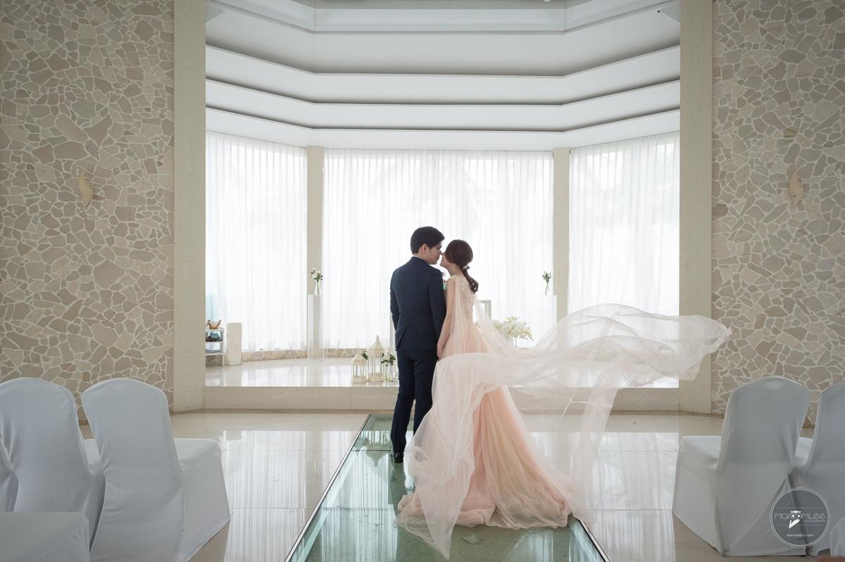 [高雄婚攝] 昌利 & 苑云 婚禮記錄 @ 西子灣沙灘會館