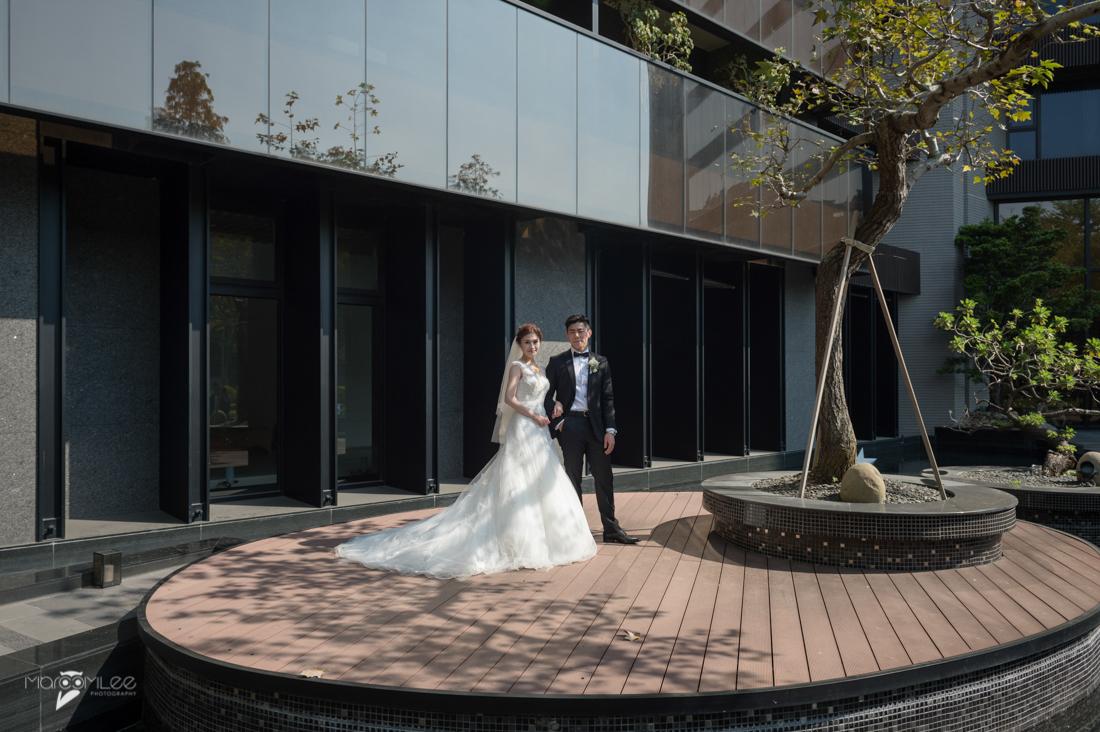 [高雄婚攝] Allen & Alice 婚禮記錄 @ 高雄THE林皇宮花園 世紀廳