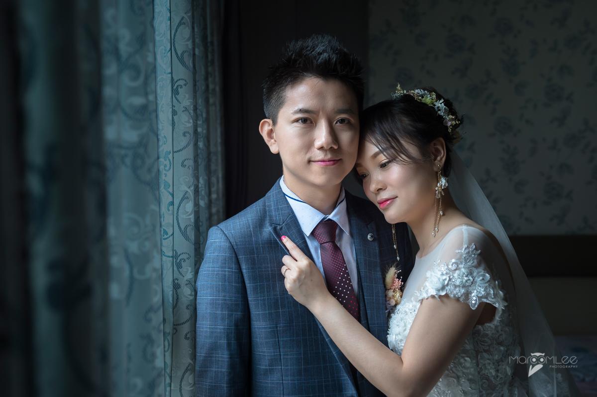 [屏東婚攝] 昱宏 & 雯予 婚禮記錄 @ 屏東維多麗亞婚宴會館