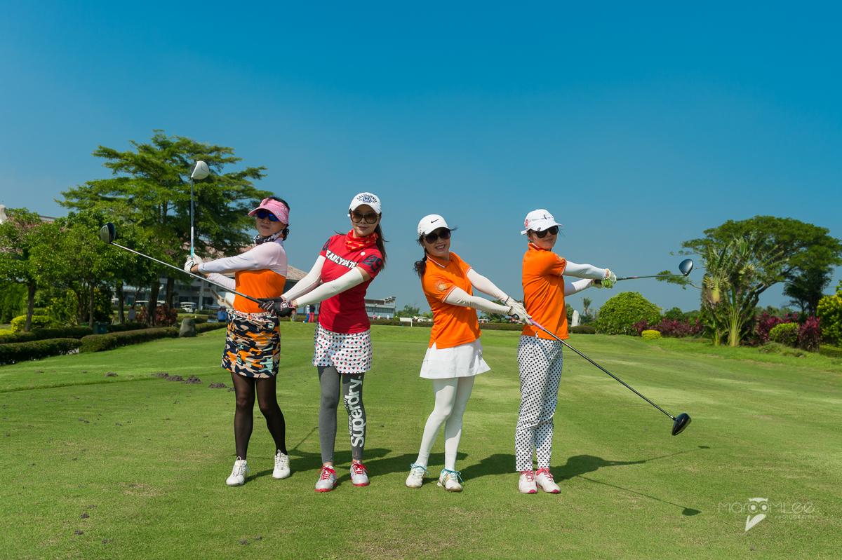 [高爾夫聯誼] 活動攝影 @ 中山大學暨兩岸EMBA高爾夫聯誼賽