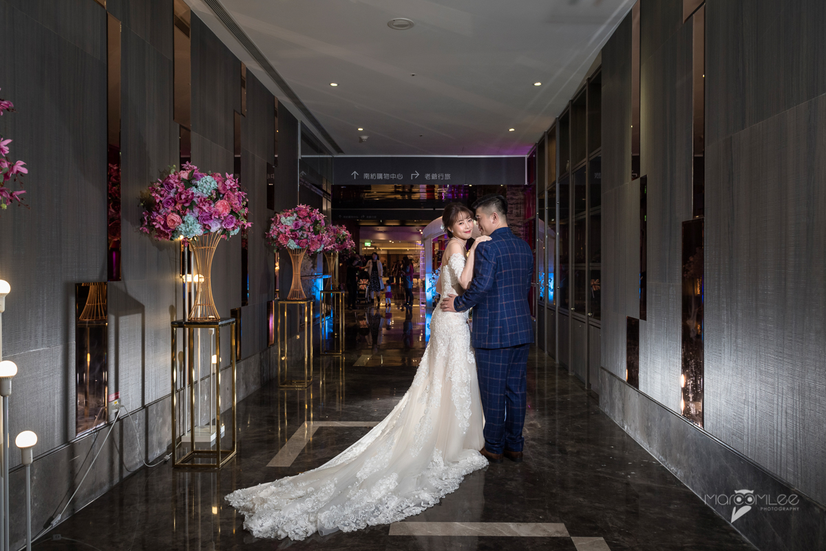 [台南婚攝] 冠寅 & 美妍 婚禮記錄 @ 雅悅會館 維也納廳